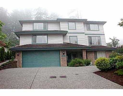 "Main Photo: 3290 PINEHURST PL in Coquitlam: Westwood Plateau House for sale in ""CAMELBACK"" : MLS®# V560932"