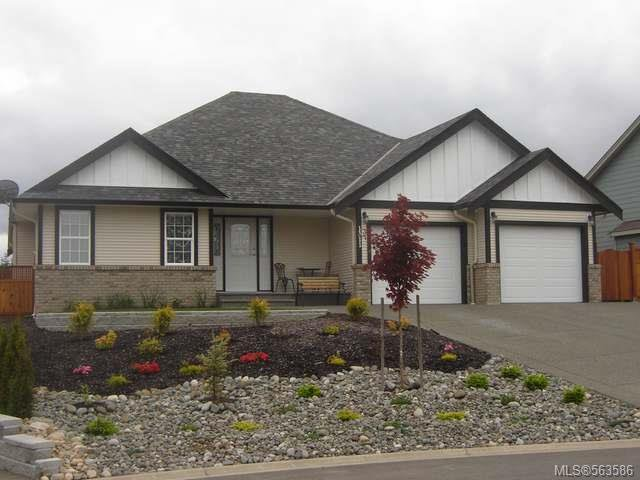 Main Photo: 1311 Clear View Pl in COMOX: CV Comox (Town of) House for sale (Comox Valley)  : MLS®# 563586