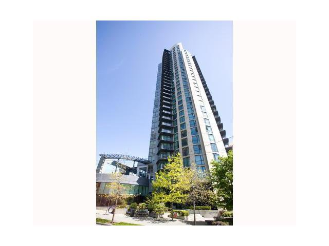 "Main Photo: 810 501 PACIFIC Street in Vancouver: Downtown VW Condo for sale in ""THE 501"" (Vancouver West)  : MLS®# V881976"