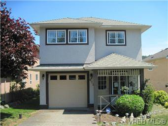 Main Photo: 614 McCallum Road in VICTORIA: La Thetis Heights Single Family Detached for sale (Langford)  : MLS®# 294733