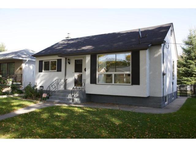 Main Photo: 1051 Ashburn Street in WINNIPEG: West End / Wolseley Residential for sale (West Winnipeg)  : MLS®# 1120237