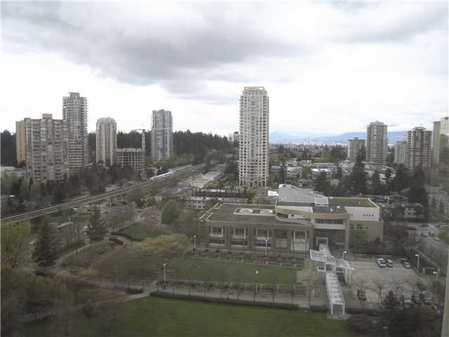 Main Photo: 1404 6220 MCKAY Avenue in Burnaby: Metrotown Condo for sale (Burnaby South)  : MLS®# V914363