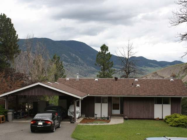 Main Photo: 1190 Foxwood Lane in Kamloops: Barnhartvale Residential Detached for sale : MLS®# 104507