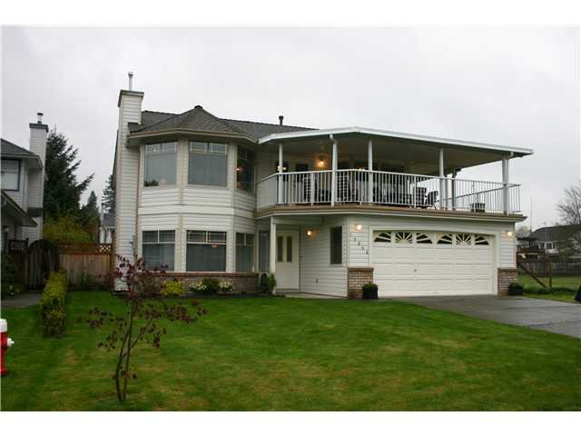 Main Photo: 12248 233RD Street in Maple Ridge: East Central House for sale : MLS®# V1063699