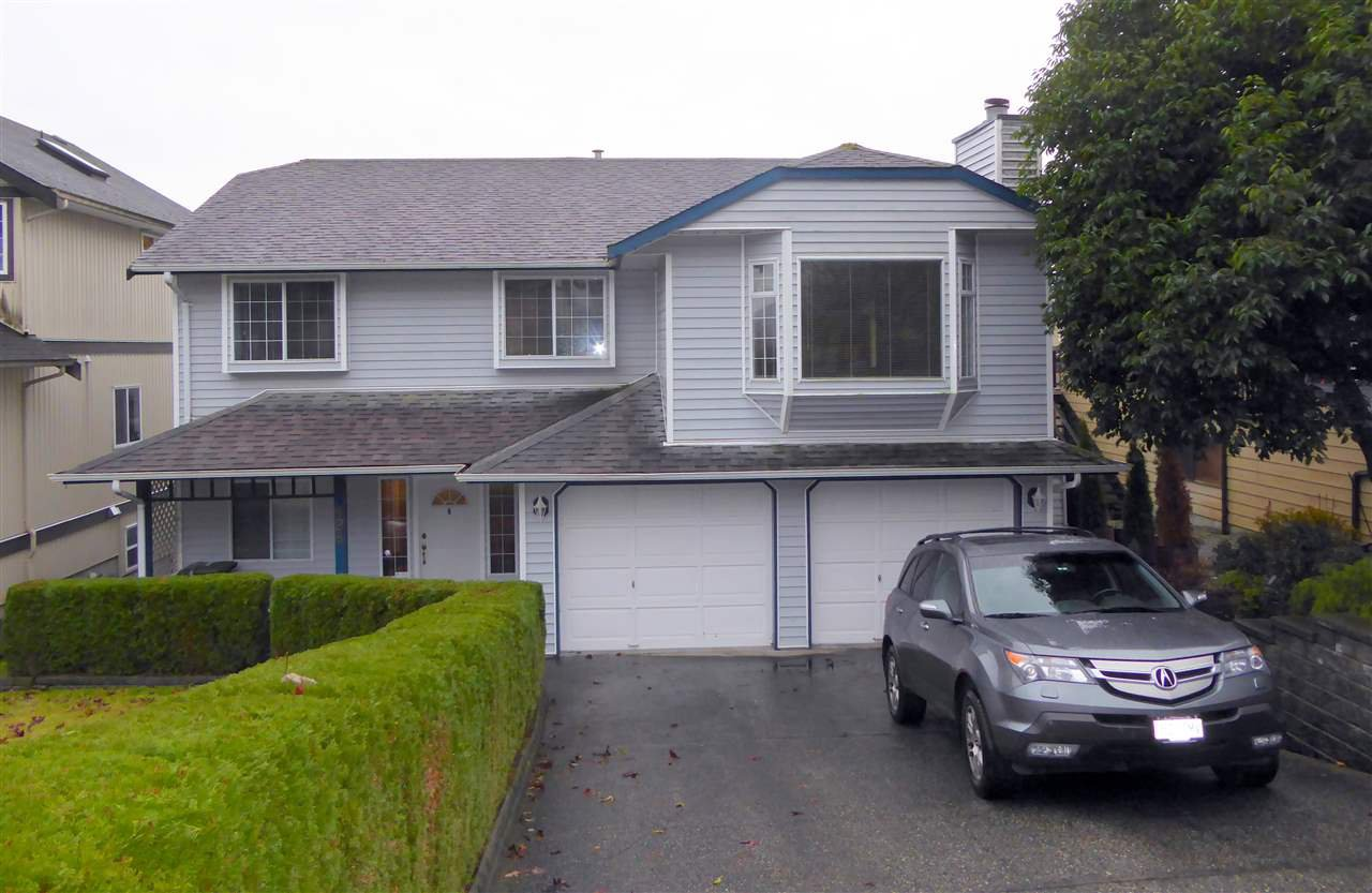Main Photo: 828 HUBER Drive in Port Coquitlam: Oxford Heights House for sale : MLS®# R2020147