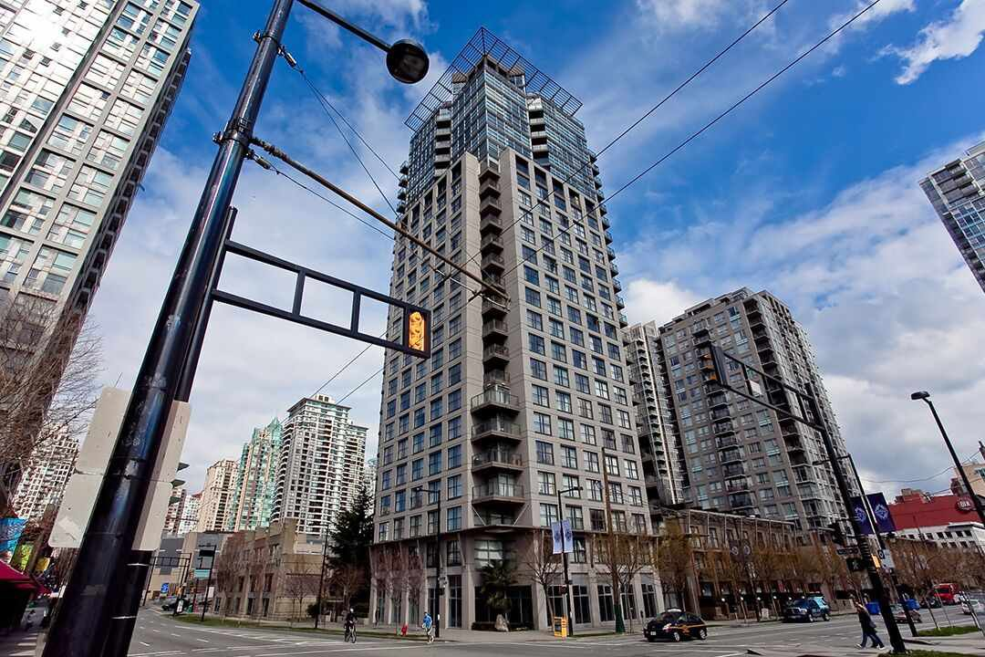 "Main Photo: 1208 989 BEATTY Street in Vancouver: Yaletown Condo for sale in ""NOVA"" (Vancouver West)  : MLS®# R2045517"