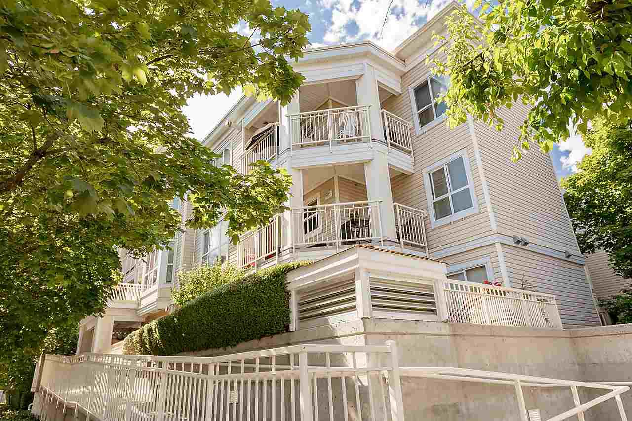 """Main Photo: 308 2393 WELCHER Avenue in Port Coquitlam: Central Pt Coquitlam Condo for sale in """"PARKSIDE PLACE"""" : MLS®# R2087443"""