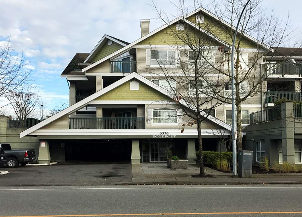 "Main Photo: 315 6336 197 Street in Langley: Willoughby Heights Condo for sale in ""Rockport"" : MLS®# R2122870"