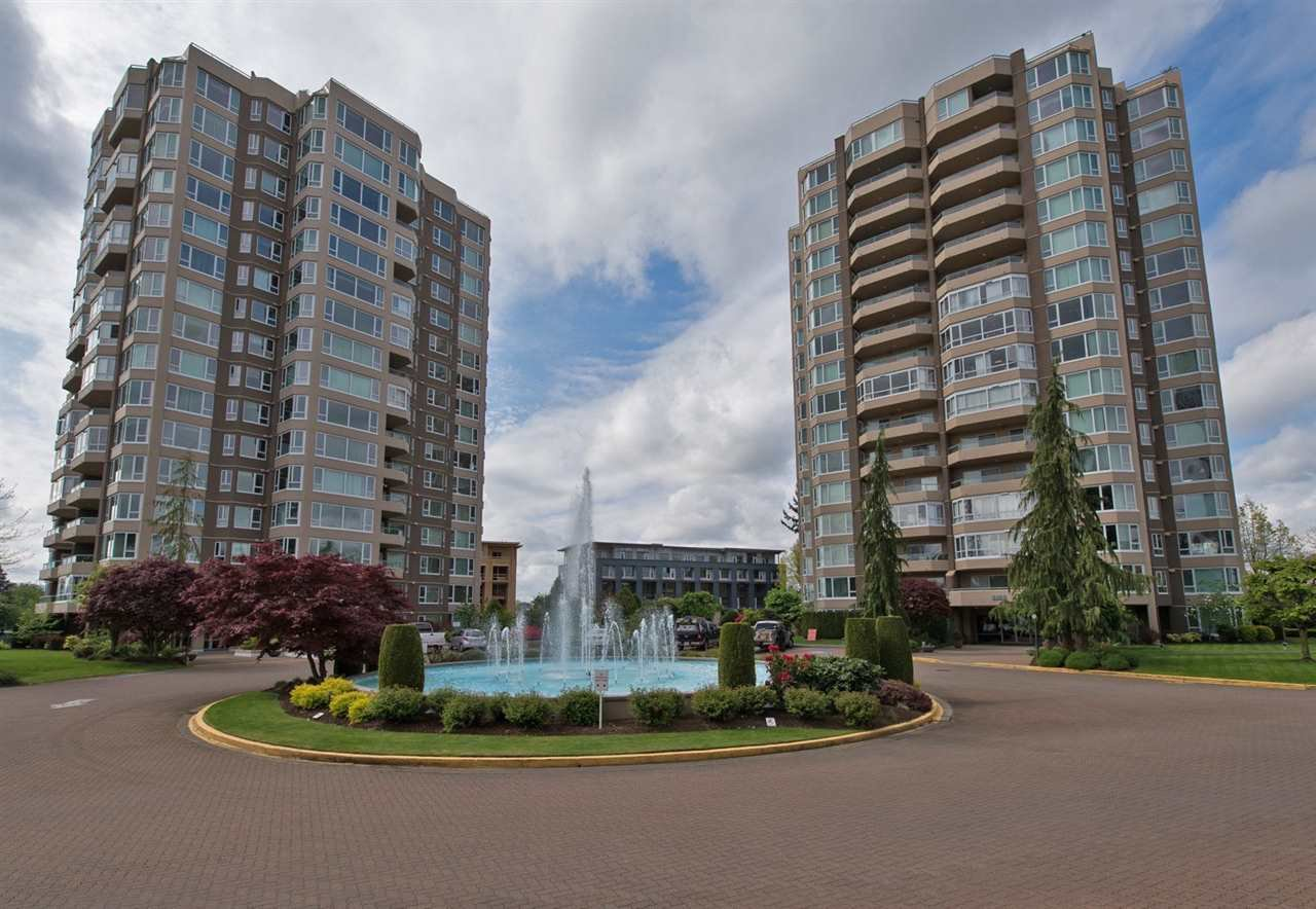 "Main Photo: 206 3170 GLADWIN Road in Abbotsford: Central Abbotsford Condo for sale in ""Regency Park"" : MLS®# R2172337"