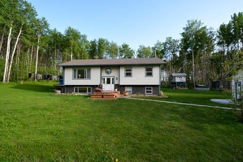 Main Photo: 13079 WRIGHT Road in Charlie Lake: Lakeshore House for sale (Fort St. John (Zone 60))  : MLS®# R2175060