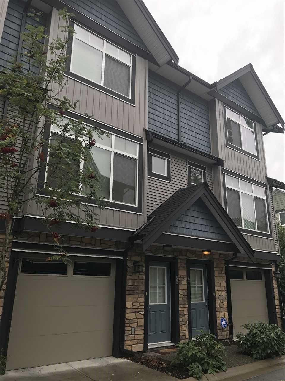 "Main Photo: 82 6299 144 Street in Surrey: Sullivan Station Townhouse for sale in ""Alturn"" : MLS®# R2196316"