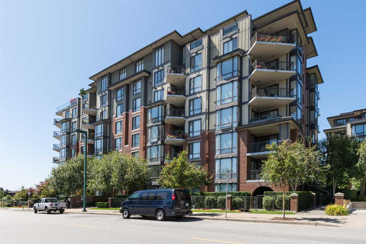 """Main Photo: 707 1551 FOSTER Street: White Rock Condo for sale in """"Sussex House"""" (South Surrey White Rock)  : MLS®# R2205438"""