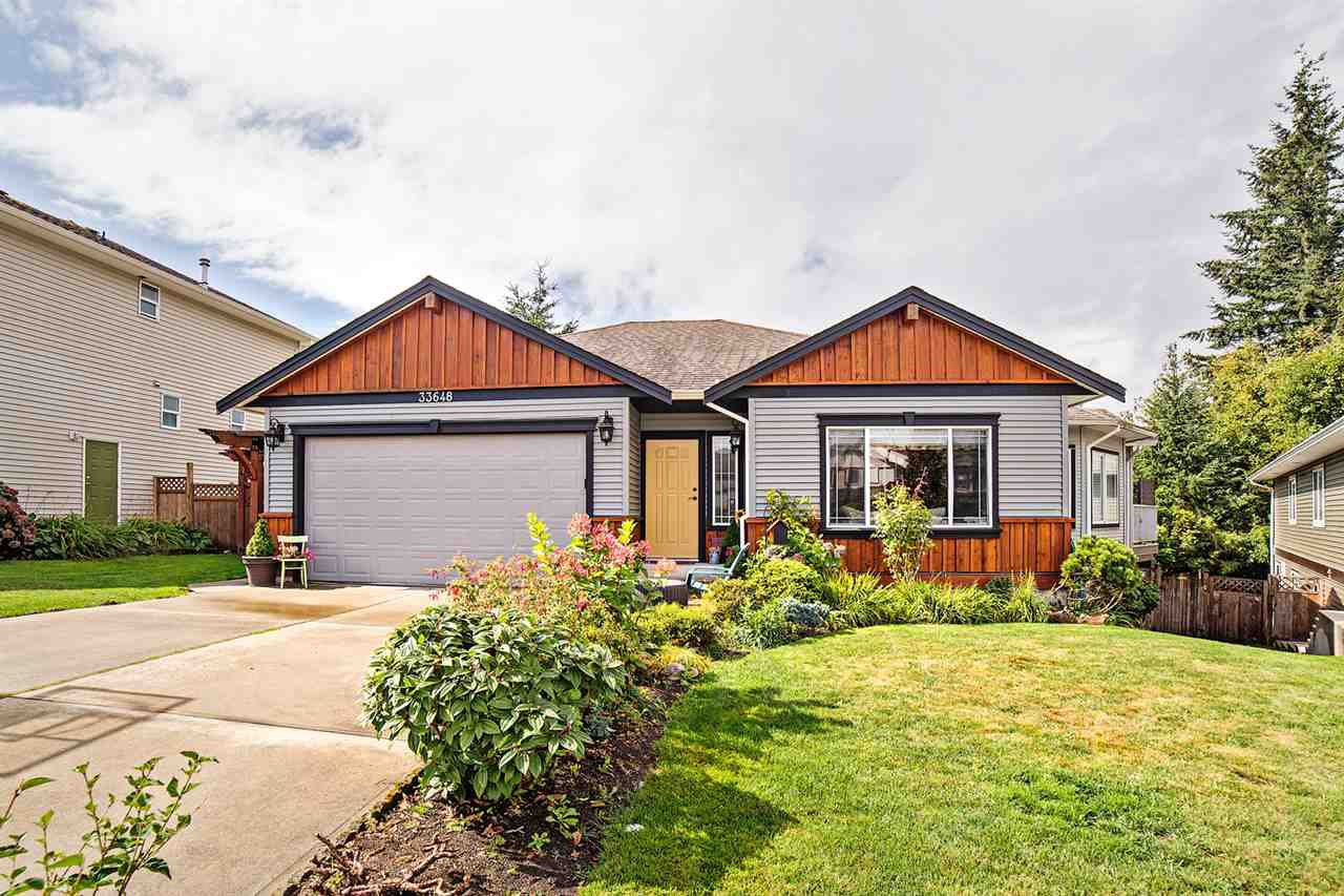 Main Photo: 33648 VERES Terrace in Mission: Mission BC House for sale : MLS®# R2207461