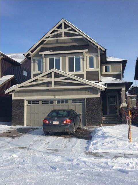 Main Photo: 18 Mount Rae Ridge: Okotoks House for sale : MLS®# C4144821