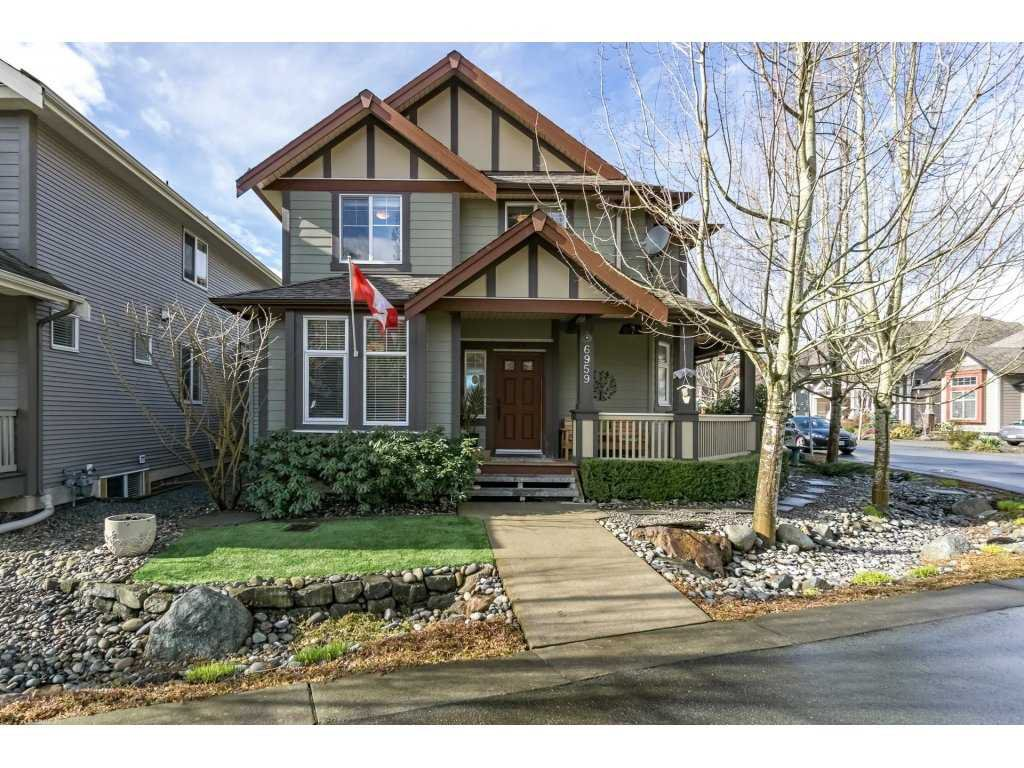 """Main Photo: 6959 208B Street in Langley: Willoughby Heights House for sale in """"MILNER HEIGHTS"""" : MLS®# R2241354"""