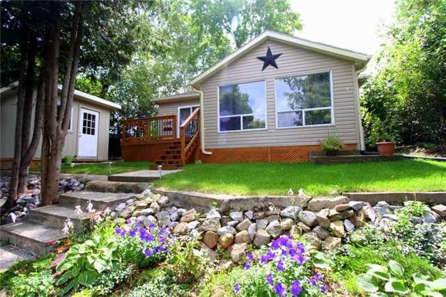 Main Photo: 67 North Taylor Road in Kawartha Lakes: Rural Eldon House (Bungalow) for sale : MLS®# X4061073