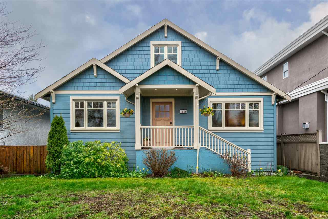 Main Photo: 1186 E 54TH Avenue in Vancouver: South Vancouver House for sale (Vancouver East)  : MLS®# R2257322