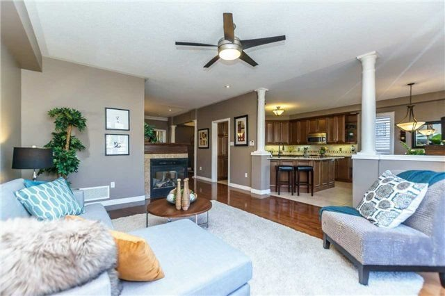 Photo 9: Photos: 81 Helston Crescent in Whitby: Brooklin House (2-Storey) for sale : MLS®# E4126070