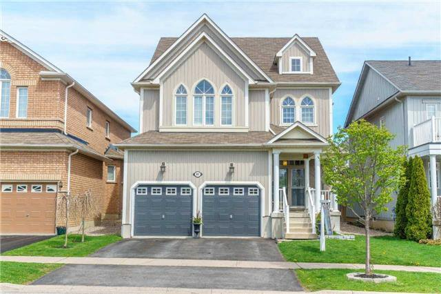 Photo 1: Photos: 81 Helston Crescent in Whitby: Brooklin House (2-Storey) for sale : MLS®# E4126070