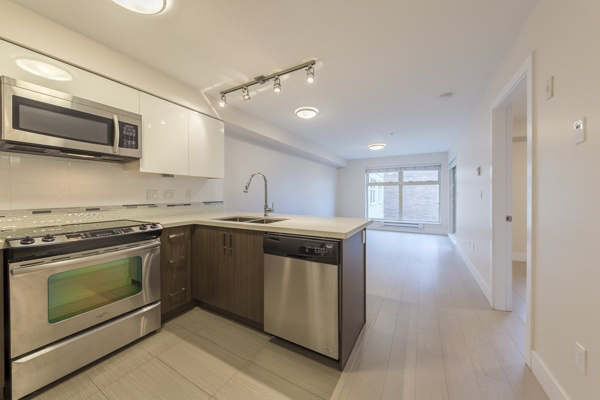 """Main Photo: 301 2408 E BROADWAY Street in Vancouver: Renfrew VE Condo for sale in """"Broadway Crossing"""" (Vancouver East)  : MLS®# R2279075"""