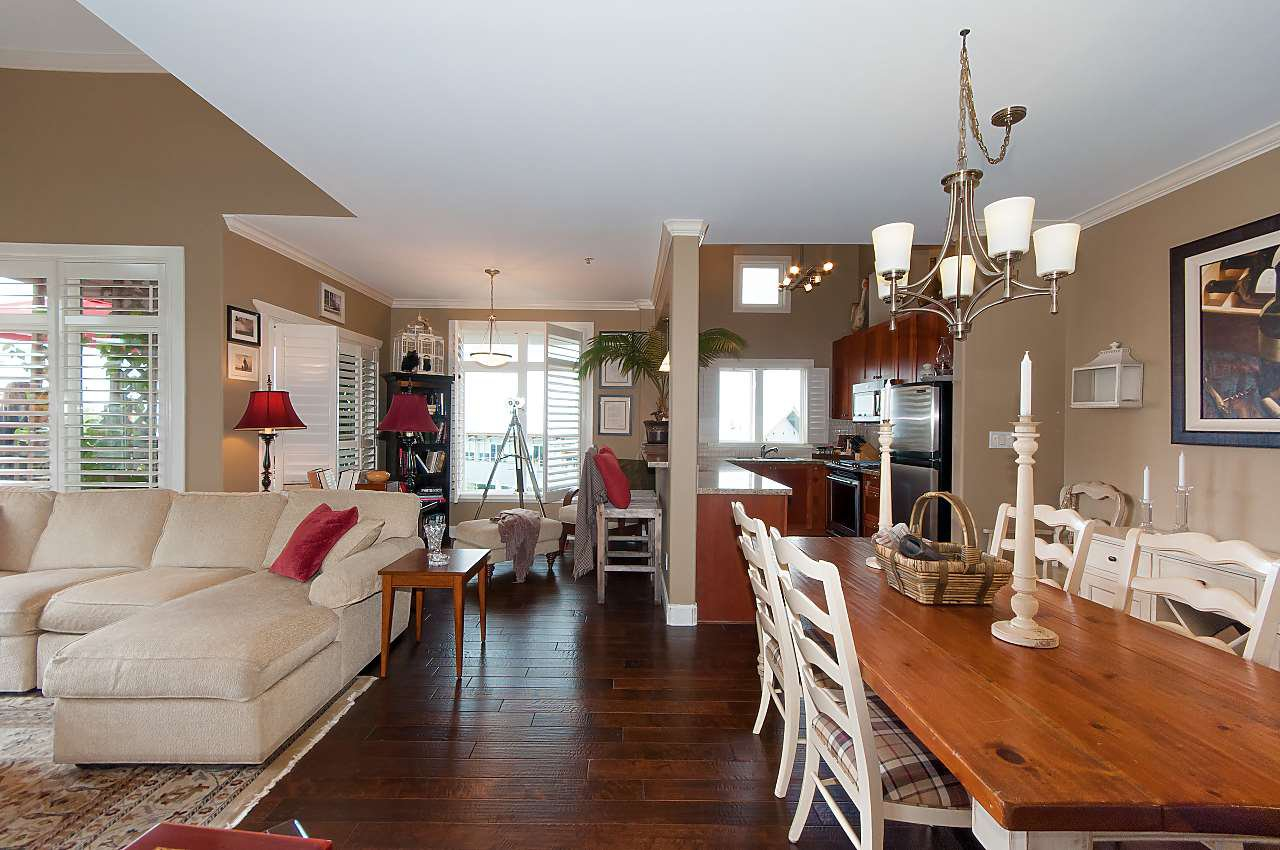 """Main Photo: 414 4211 BAYVIEW Street in Richmond: Steveston South Condo for sale in """"THE VILLAGE"""" : MLS®# R2285290"""