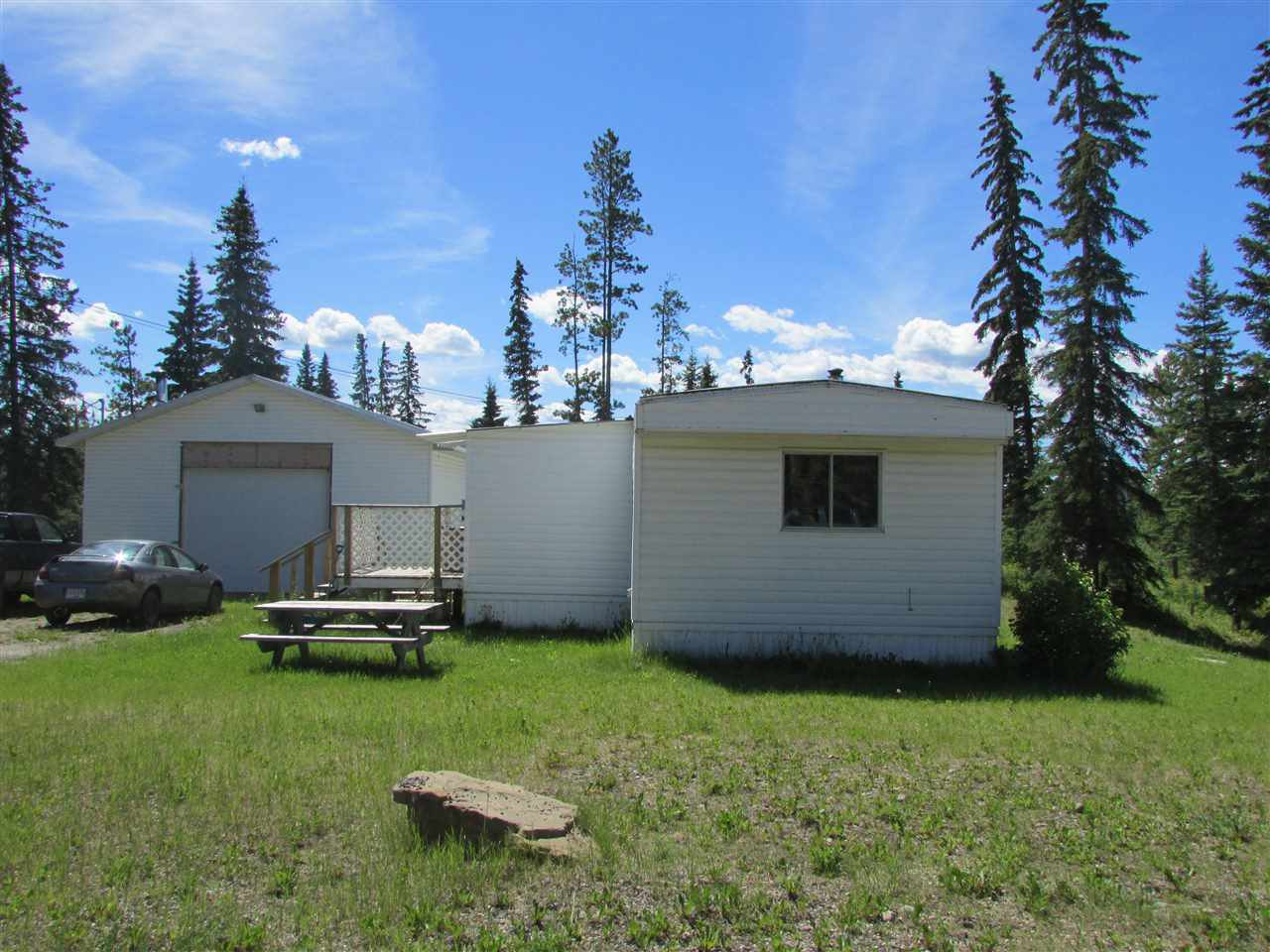 """Main Photo: 12313 BEATON Street: Hudsons Hope Manufactured Home for sale in """"JAMIESON SUBDIVISION"""" (Fort St. John (Zone 60))  : MLS®# R2363149"""
