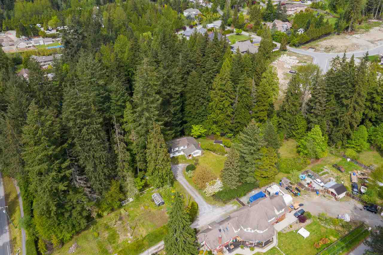 Main Photo: 3060 SUNNYSIDE Road: Anmore House for sale (Port Moody)  : MLS®# R2366520