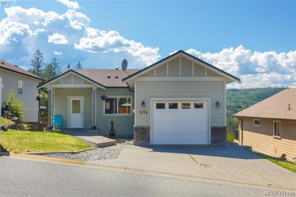 Main Photo: 1074 Fitzgerald Rd in SHAWNIGAN LAKE: ML Shawnigan Single Family Detached for sale (Malahat & Area)  : MLS®# 815027