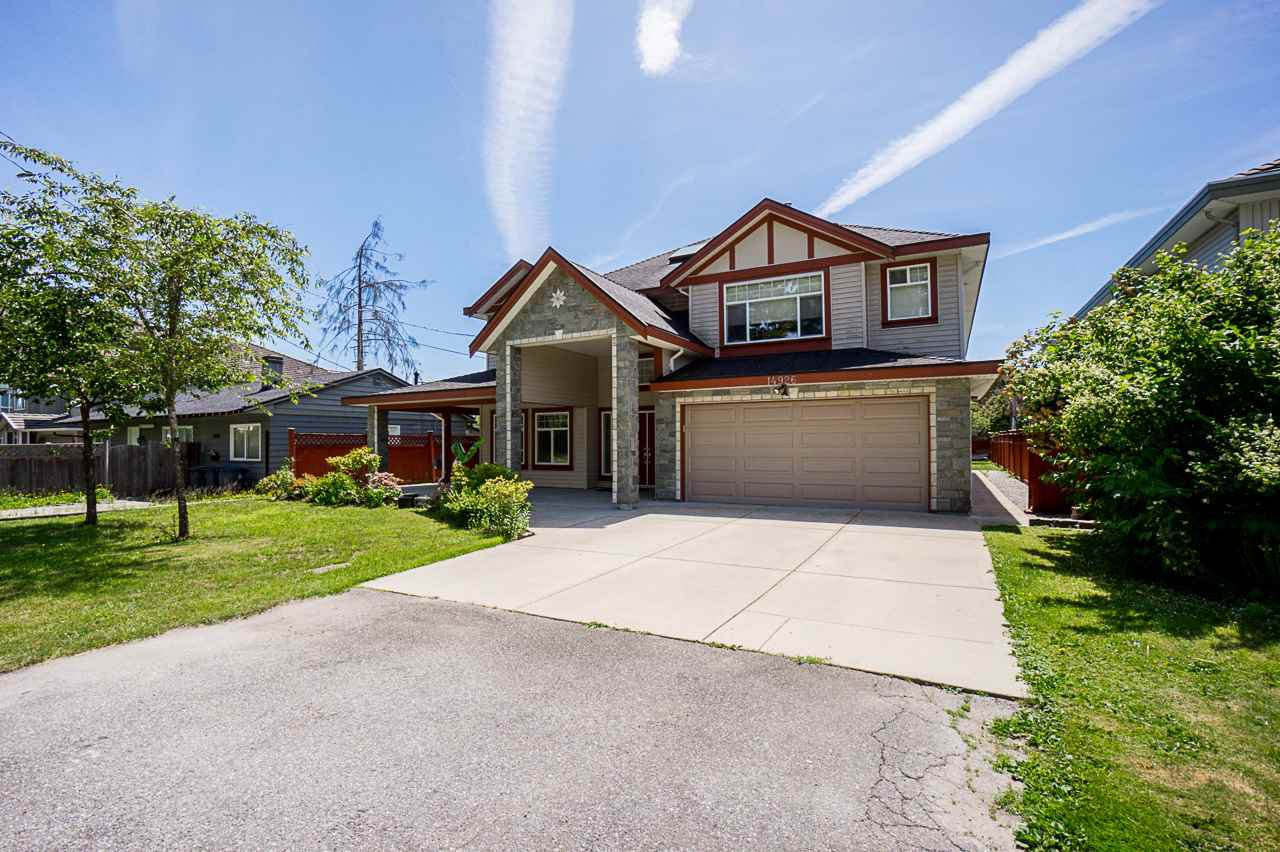 Main Photo: 14926 102A Avenue in Surrey: Guildford House for sale (North Surrey)  : MLS®# R2375572