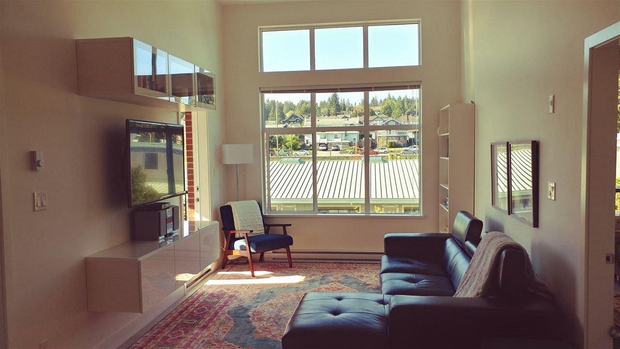 """Main Photo: 416 828 GAUTHIER Avenue in Coquitlam: Coquitlam West Condo for sale in """"CRISTALLO"""" : MLS®# R2381448"""