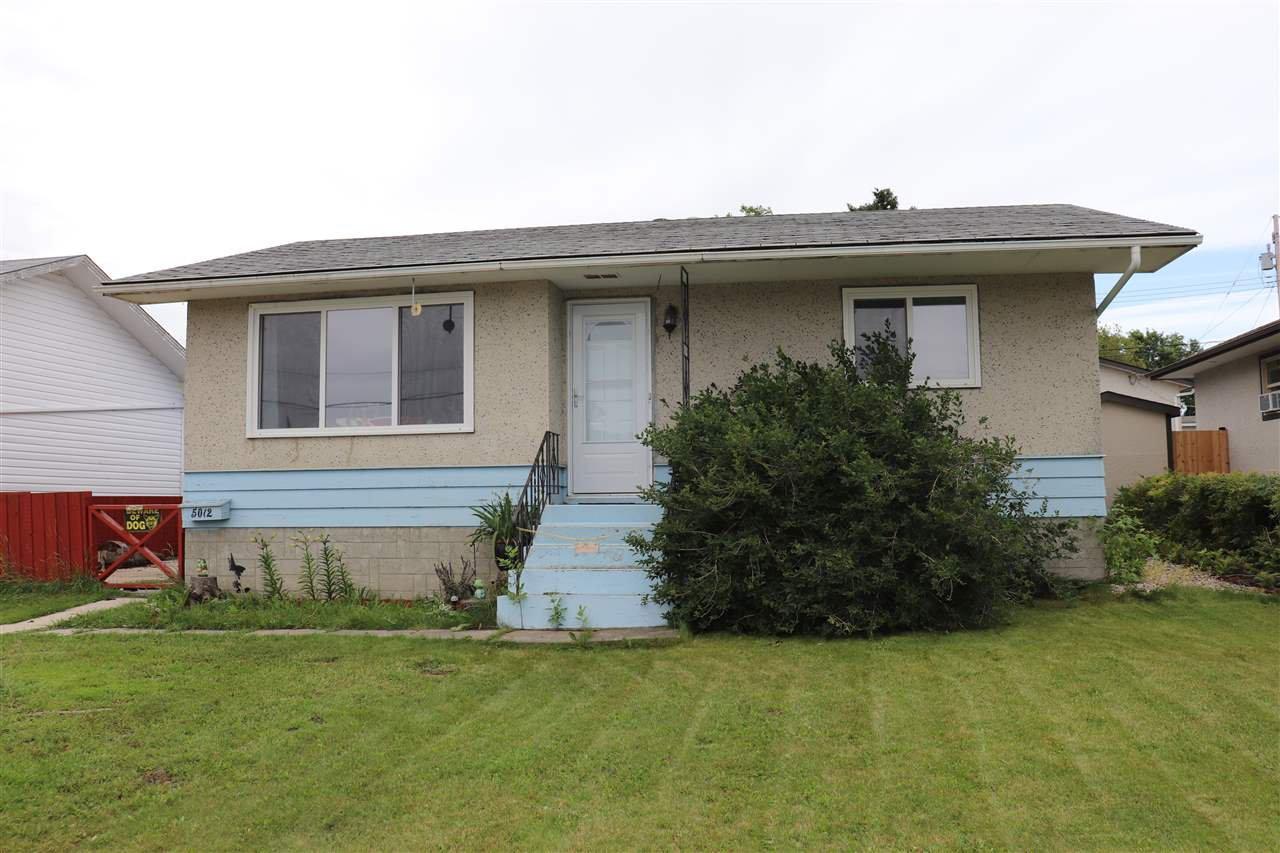 Main Photo: 5012 50 Avenue: Stony Plain House for sale : MLS®# E4168553