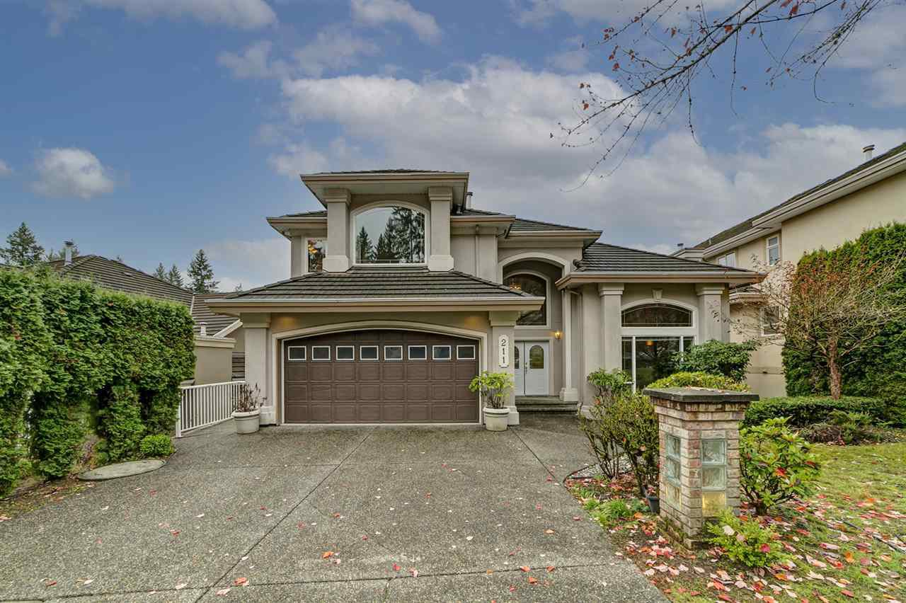 "Main Photo: 211 PARKSIDE Drive in Port Moody: Heritage Mountain House for sale in ""Heritage Mountain"" : MLS®# R2517068"