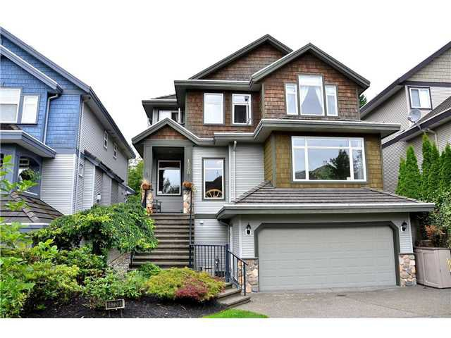 Main Photo: 1720 PADDOCK Drive in Coquitlam: Westwood Plateau House for sale : MLS®# V907606
