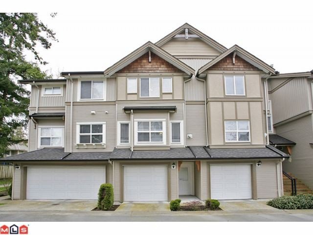 Main Photo: 51 12677 63RD Avenue in Surrey: Panorama Ridge Condo for sale : MLS®# F1209815