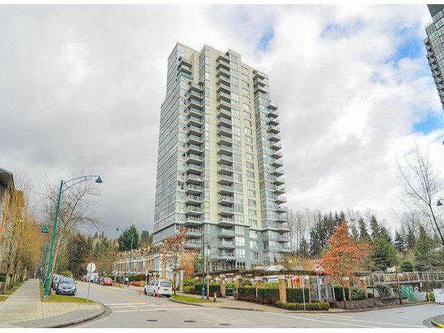 "Main Photo: 702 290 NEWPORT Drive in Port Moody: North Shore Pt Moody Condo for sale in ""THE SENTINEL"" : MLS®# V1047570"