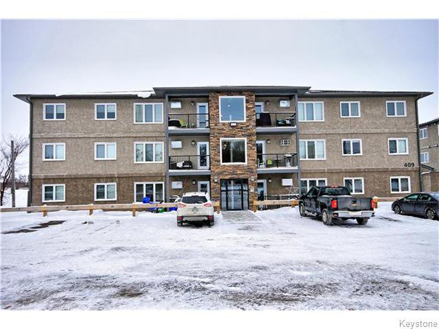 Main Photo: 409 Main Street in STADOLPHE: Glenlea / Ste. Agathe / St. Adolphe / Grande Pointe / Ile des Chenes / Vermette / Niverville Condominium for sale (Winnipeg area)  : MLS®# 1519388