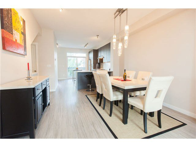 "Photo 6: Photos: 48 10489 DELSOM Crescent in Delta: Nordel Townhouse for sale in ""Eclipse"" (N. Delta)  : MLS®# F1451244"