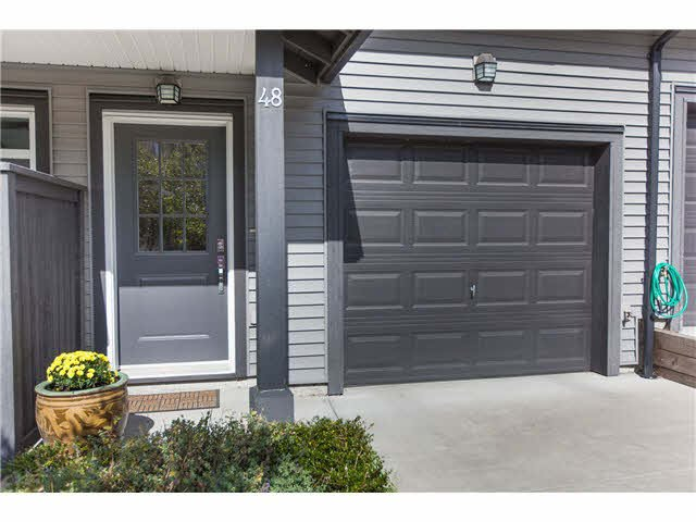 "Photo 1: Photos: 48 10489 DELSOM Crescent in Delta: Nordel Townhouse for sale in ""Eclipse"" (N. Delta)  : MLS®# F1451244"