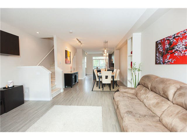 "Photo 9: Photos: 48 10489 DELSOM Crescent in Delta: Nordel Townhouse for sale in ""Eclipse"" (N. Delta)  : MLS®# F1451244"