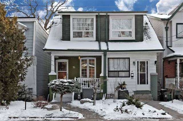 Photo 8: Photos: 71 Burgess Avenue in Toronto: East End-Danforth House (2-Storey) for sale (Toronto E02)  : MLS®# E3395651