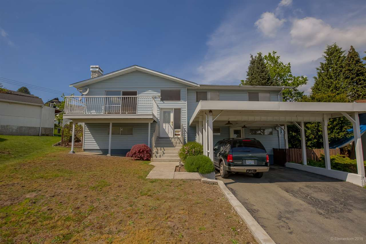 Main Photo: 331 NOOTKA Street in New Westminster: The Heights NW House for sale : MLS®# R2099020