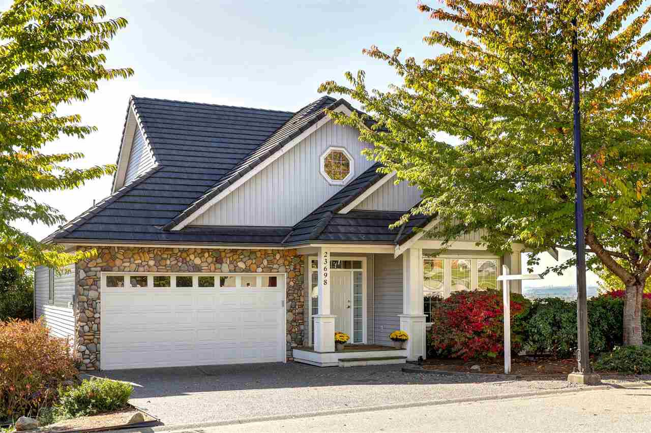 "Main Photo: 23698 ROCK RIDGE Drive in Maple Ridge: Silver Valley House for sale in ""SILVER VALLEY"" : MLS®# R2116550"
