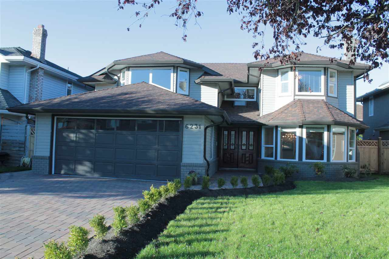 Main Photo: 6231 49 Avenue in Delta: Holly House for sale (Ladner)  : MLS®# R2131179