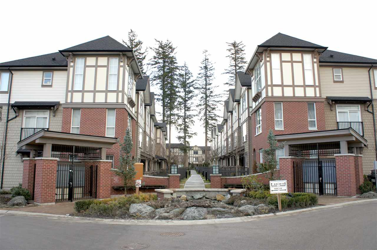 "Main Photo: 98 7848 209 Street in Langley: Willoughby Heights Townhouse for sale in ""MASON & GREEN"" : MLS®# R2141245"