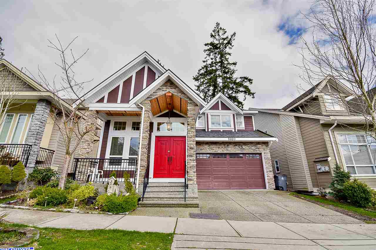 Main Photo: 5920 129A Street in Surrey: Panorama Ridge House for sale : MLS®# R2153275