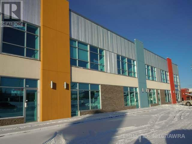 Main Photo: 554 CARMICHAEL LANE in Hinton: Industrial for lease : MLS®# AWI42167
