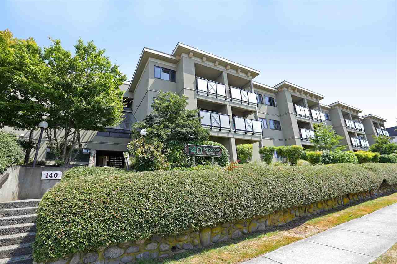 "Main Photo: 301 140 E 4TH Street in North Vancouver: Lower Lonsdale Condo for sale in ""Harbourside Terrace"" : MLS®# R2189487"