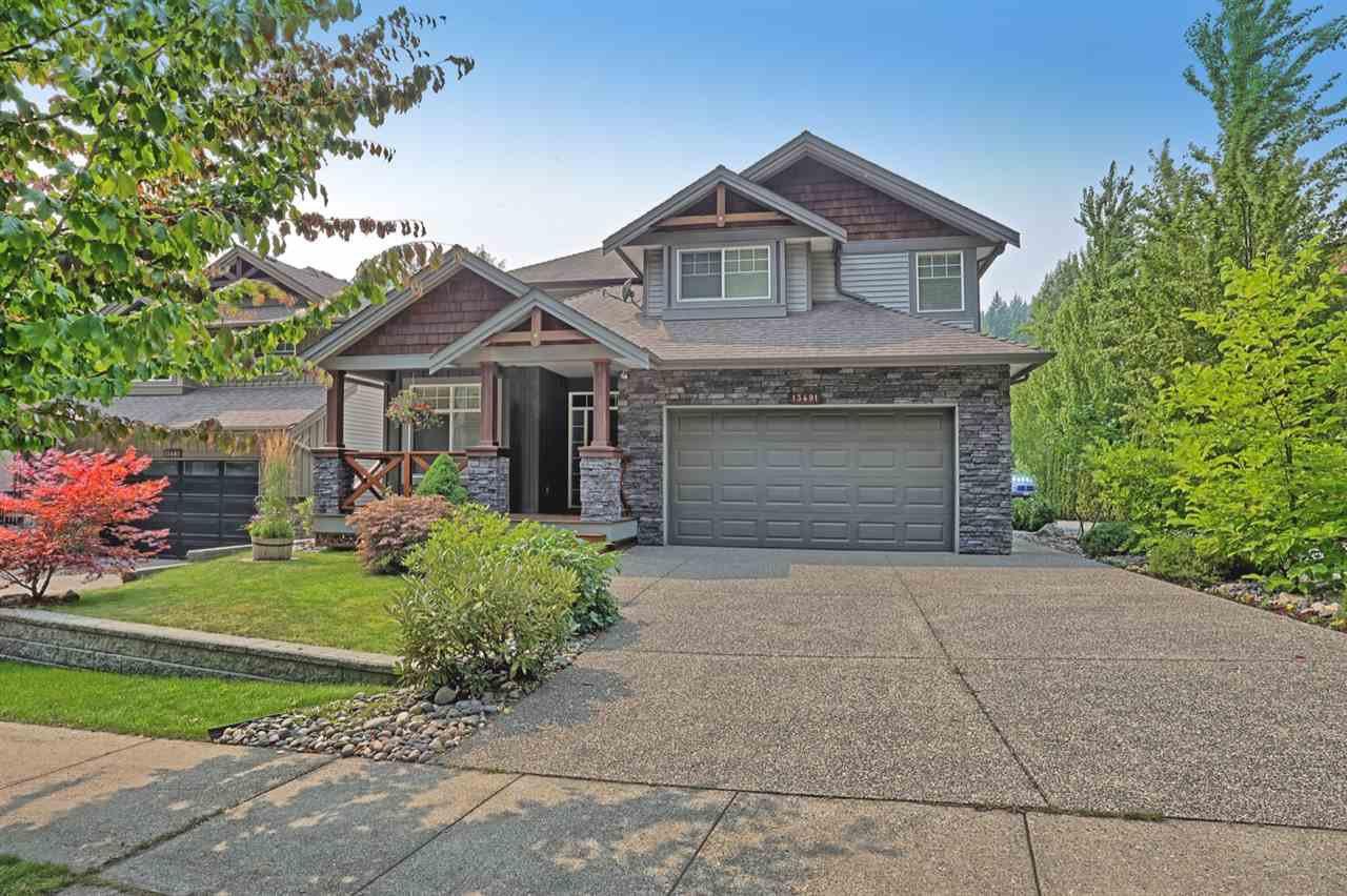 "Main Photo: 13491 240 Street in Maple Ridge: Silver Valley House for sale in ""Rockridge"" : MLS®# R2196972"