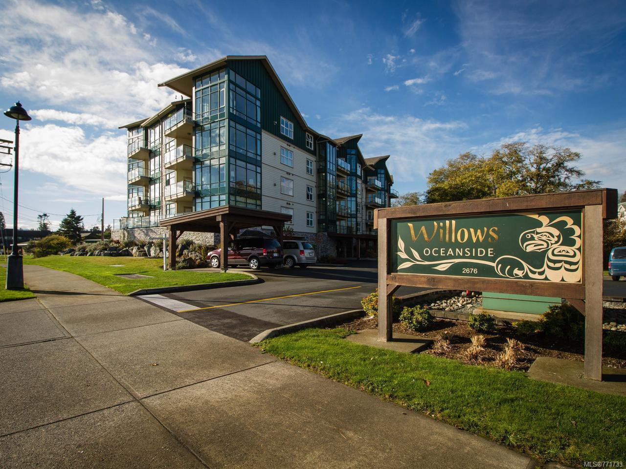Main Photo: 108 2676 S Island Hwy in CAMPBELL RIVER: CR Willow Point Condo for sale (Campbell River)  : MLS®# 771733