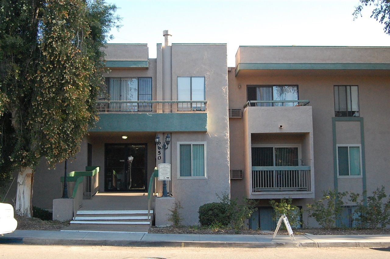 Main Photo: EAST SAN DIEGO Condo for sale : 1 bedrooms : 6650 Amherst St #Unit 14A in San Diego